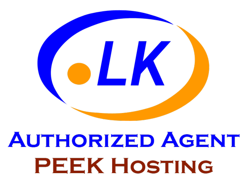 PEEK Hosting is an Authorized LK Domain Agent